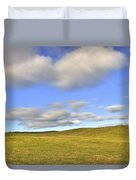Wind Turbine Duvet Cover
