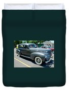 41 Hudson Super Six Side View Duvet Cover