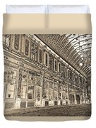 Leadenhall Market London Duvet Cover