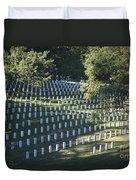 Arlington National Cemetery, Arlington Duvet Cover