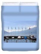 Ascona - Ticino Duvet Cover