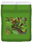 5- Croton Duvet Cover