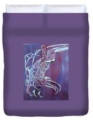 Dinka Bride - South Sudan Duvet Cover