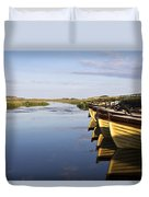 Dunfanaghy, County Donegal, Ireland Duvet Cover