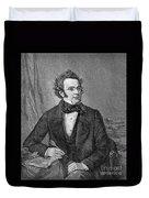 Franz Schubert (1797-1828) Duvet Cover