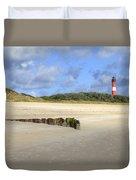 Hoernum - Sylt Duvet Cover by Joana Kruse