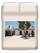 Old Town San Diego Duvet Cover