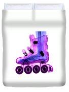 Rollerblade Boot Duvet Cover