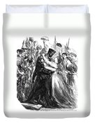 Shakespeare: Othello Duvet Cover