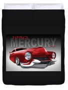 50 Mercury Lowrider Duvet Cover