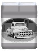 51 Ford Pickup  Duvet Cover
