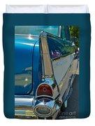 57 Chevy Bel Air 2 Duvet Cover