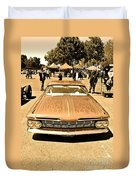 59 Impala Duvet Cover