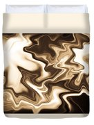 Abstract Pattern Art Duvet Cover