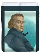 Claude-louis Berthollet, French Chemist Duvet Cover by Science Source