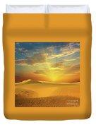 Desert Duvet Cover by MotHaiBaPhoto Prints
