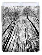 Epping Forest Art Duvet Cover