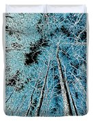 Forest Art Duvet Cover