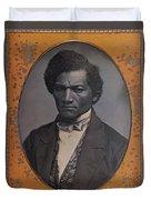 Frederick Douglass, African-american Duvet Cover