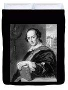 Horace Walpole (1717-1797) Duvet Cover