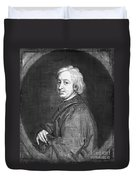 John Dryden (1631-1700) Duvet Cover