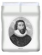 John Winthrop (1588-1649) Duvet Cover