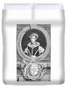 Lady Jane Grey (1537-1554) Duvet Cover