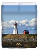 Mulholland Lighthouse Duvet Cover