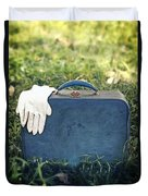 Suitcase Duvet Cover by Joana Kruse