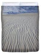 White Sands National Monument, New Duvet Cover