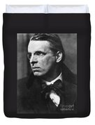 William Butler Yeats Duvet Cover