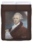 William Herschel, German-british Duvet Cover