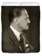 William Somerset Maugham Duvet Cover
