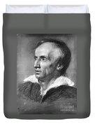William Wordsworth Duvet Cover