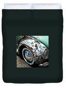61 Volkswagon Bug Duvet Cover