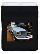 67 Mustang Hcs Duvet Cover