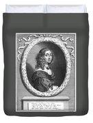 Christina (1626-1689) Duvet Cover