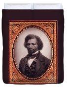 Frederick Douglass African-american Duvet Cover