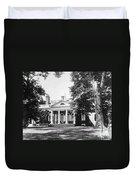 Jefferson: Monticello Duvet Cover