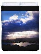 Kenmare Bay, Dunkerron Islands, Co Duvet Cover