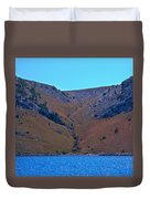 Kornati National Park Duvet Cover