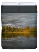 Lake Of The Woods, Ontario, Canada Duvet Cover