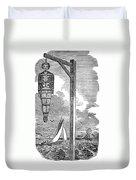 William Kidd (c1645-1701) Duvet Cover