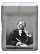 Antoine Laurent Lavoisier Duvet Cover