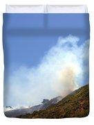 Barnett Fire Duvet Cover