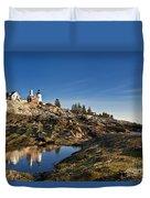 Pemaquid Point Lighthouse Duvet Cover