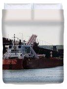 Presque Isle Ship Duvet Cover