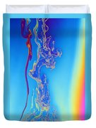 Soap Film Duvet Cover