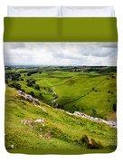 Yorkshire Dales National Park Duvet Cover