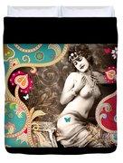 Goddess Duvet Cover